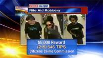 Crimefighters: $5,000 reward in Bridesburg Rite Aid robbery
