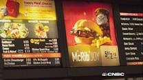 How McDonald's makes its menu