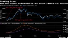 MSCI Bounce for Saudi Shares May Happen Sooner Than You Think