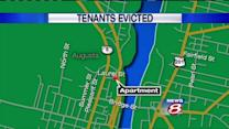 Tenants ordered out of Augusta apartment building