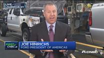 Ford plans expansion at Kentucky truck plant, adds 2,000 ...