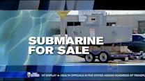 San Diego man sells submarine