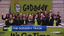 Get into GoDaddy?
