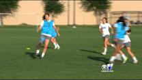 Girl's Soccer Club Looking For 'Bossy' Players