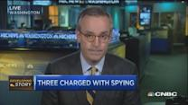 Russian spy ring uncoverd in New York