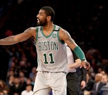 How Long Will Kyrie Irving Be out with Latest Knee Injury?