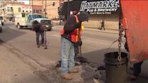 CDOT forms `strike teams` to tackle city potholes