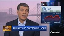 Red Hat CFO: Well positioned, focus on customer expectati...