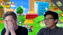 Cisco Plays a Mario Game... For the First Time Ever! - Rev3Games