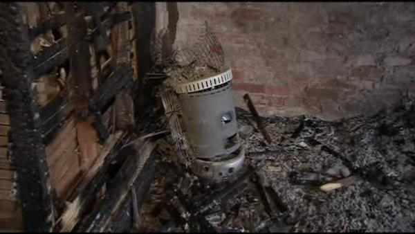 West Philadelphia family begins regrouping after fire