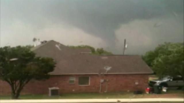 Six dead in Texas storms: reports