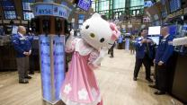 Hello Kitty Billionaire Revealed