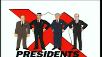 TV Funhouse: X-Presidents Summon Richard Nixon