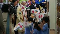 India's Prime Minister tours Japanese school during Tokyo visit
