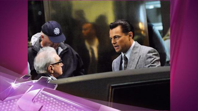 Entertainment News Pop: DiCaprio Goes Wild in 'Wolf of Wall Street' Trailer