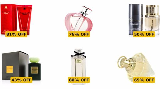 Save Up To 80% On Top Luxury Brands