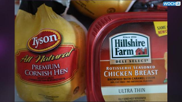 Tyson Wins Bidding War For Hillshire Brands
