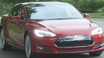 Varoom! Tesla's Electric Cars Turn Heads