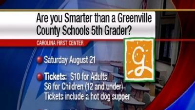 Are You Smarter Than A Greenville County 5th Grader?