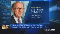 Roach: China takes a step towards market-based economy
