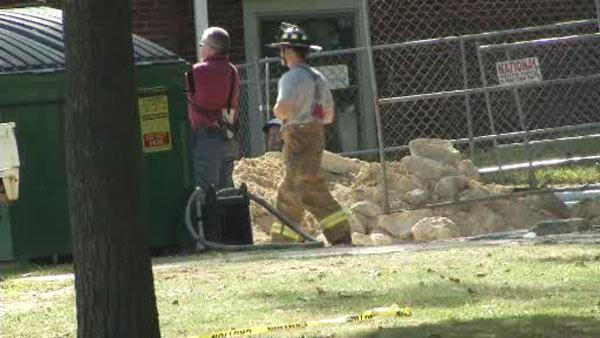 Contractor rescued from trench in Coatesville