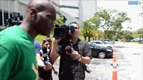 Chad Johnson -- Domestic Violence Arrest ... Ruined My Career