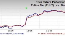 Fulton Financial Rewards Shareholders with 1% Dividend Hike