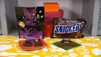 UNREAL Candy tested against other candy brands