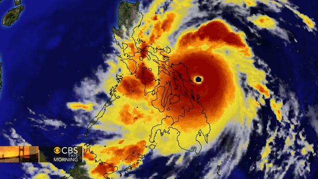 Eye Opener: Catastrophic super typhoon slams Philippines