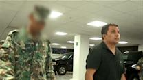 Raw: Zetas Drug Cartel Leader Captured