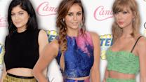 7 Crop Top Looks We Loved At 2014 TCAs