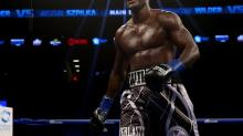 Video: Deontay Wilder, Dominic Breazeale involved in hotel lobby fight