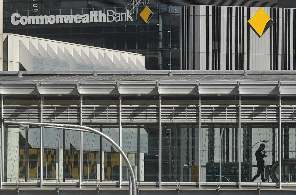 Commonwealth Bank of Australia soars to record H1 profit