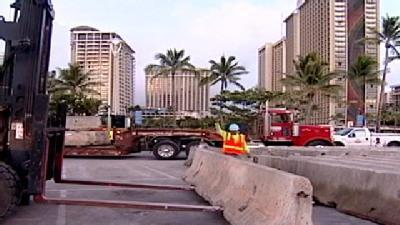 Pre-APEC: Waikiki Already Feeling the Effects