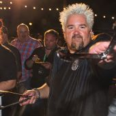 Did Guy Fieri help lure Kevin Durant to the Golden State Warriors?