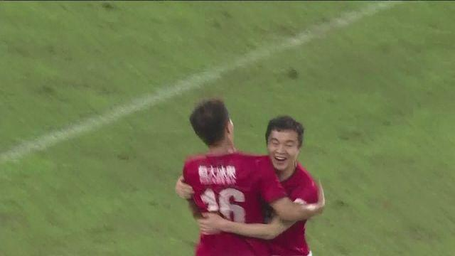 Guangzou start season with a win