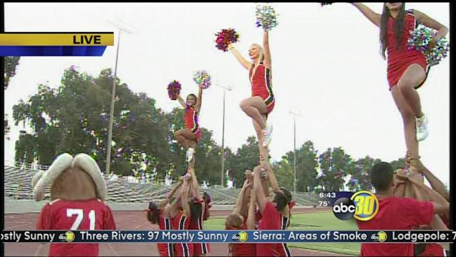Fresno City College Rams prepare for home opener