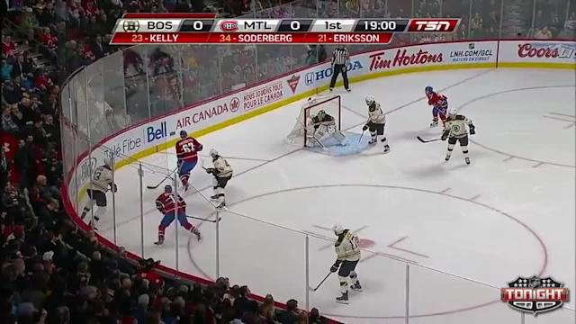Boston Bruins at Montreal Canadiens - 03/12/2014