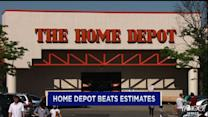 Home Depot beats on earnings and revenue