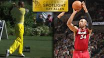 Celebrity Golf Spotlight: Ray Allen