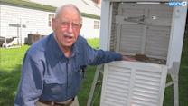 101-year-old Weather Observer Gets A Place In The Sun
