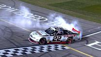 Final Laps: Keselowski overcomes adversity