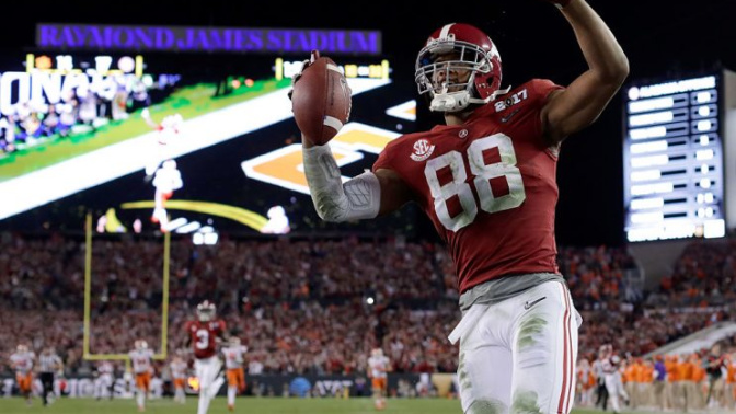 Prospects with chance to buck rookie TE trend
