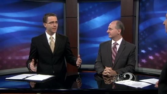 Politicians discuss Mack, Nelson debate (Part 2)