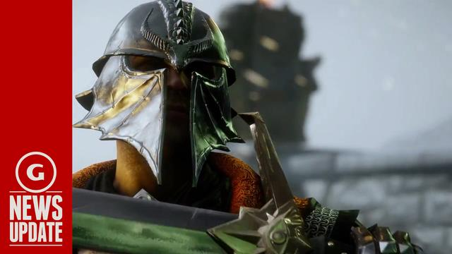 GS News Update: Dragon Age: Inquisition trailer gives glimpse of story, announces release date