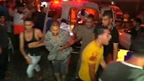 Panic on the streets of Gaza