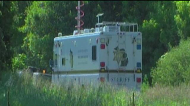 Search underway on Michigan property for Jimmy Hoffa's body