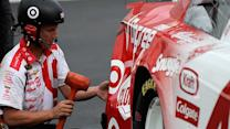 High speeds lead to trouble in qualifying