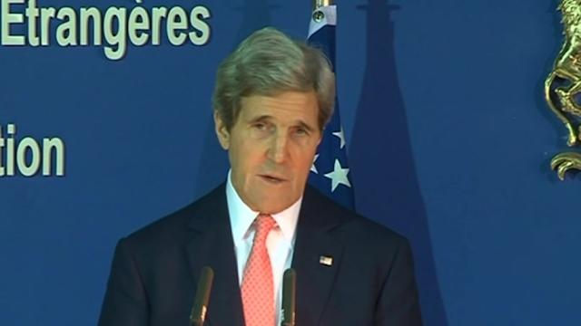 U.S. evaluating role in Middle East peace talks: Kerry