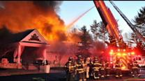 Massachusetts Wedding Fire